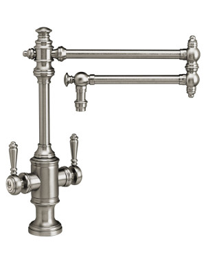 "Waterstone Towson Two Handle 18"" Kitchen Tap"