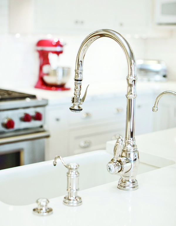 Traditional Plp Extended Reach Pull Out Tap Waterstone