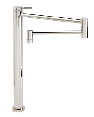 Waterstone Contemporary Counter Mounted Pot Filler 3400