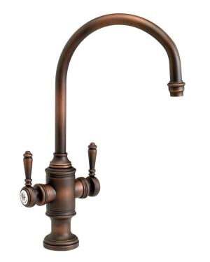 Waterstone Two Handle Kitchen Tap